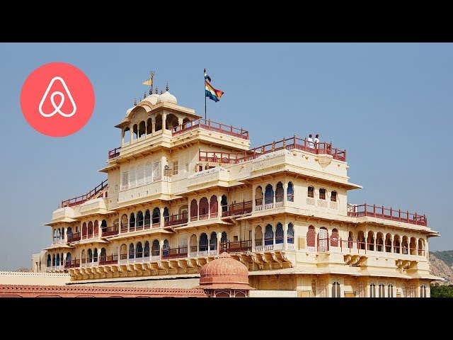 The City Palace, Jaipur   Only On   Airbnb
