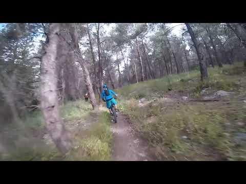 Israel HaMagenim Forest Mtb Trail - MTB Israel