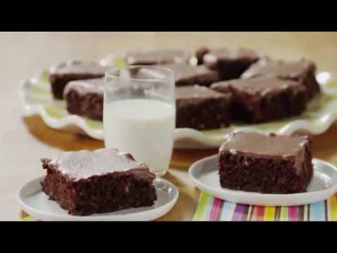 How to Make Zucchini Brownies | Zucchini Recipes | Allrecipes.com