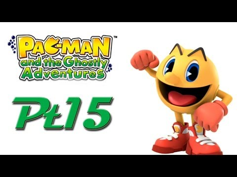 Pac-Man and the Ghostly Adventures – Castle Crusher Gameplay xbox 360