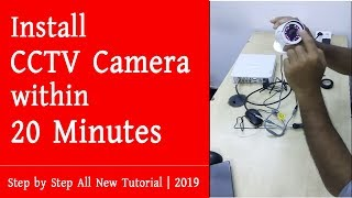 How to Install Hikvision CCTV …