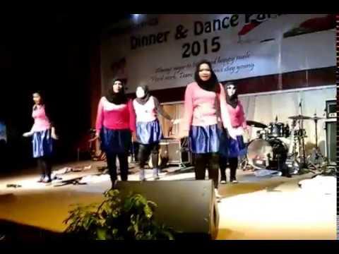 Dinner & Dance PT. Osi Electronics Batam, Indonesia 2016