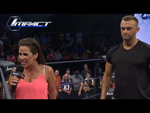 Mickie James Challenges James Storm On His Statement About