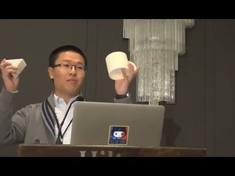 UIST Presentation - AirCode: Unobtrusive Physical Tags for Digital Fabrication