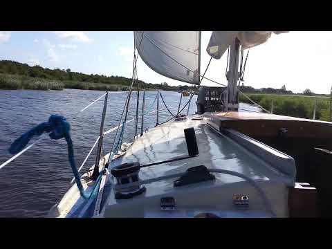 Life On A Yacht -- (Sailing High Seas) Ep2