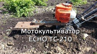 Самодельный утяжелитель на мотокультиваторе ECHO TC-210(, 2015-06-09T12:02:28.000Z)