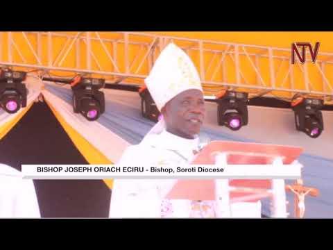 Catholic Church celebrates the consevration of new Soroti Bishop