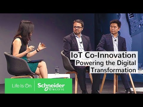 IoT Co-Innovation: Powering the Digital Transformation
