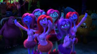"Monsters University - ""Welcome To The Scare Games"" Clip"