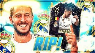 FIFA 20 : R.I.P HAZARD 92 INFORM DISCARD 2.0 Battle 😱🔥