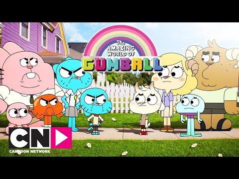 Uimitoarea lume a lui Gumball | Imitatorii | Cartoon Network