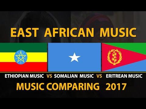 EAST AFRICAN MUSIC---- ERITREA---SOMALIA--- ETHIOPIA - PART 1