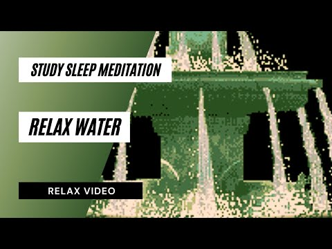 study-sleep-meditation-relax-water---10-minutes-relaxing-music-with-water-sounds-meditation
