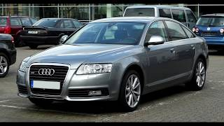 Buying Advice Audi A6 (C6) 2004 - 2011 Common Issues Engines Inspection