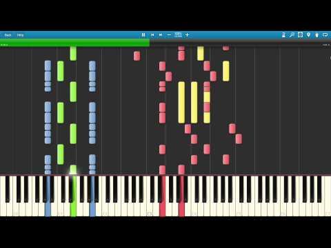 Geometry Dash - Electrodynamix Synthesia+MIDI Download