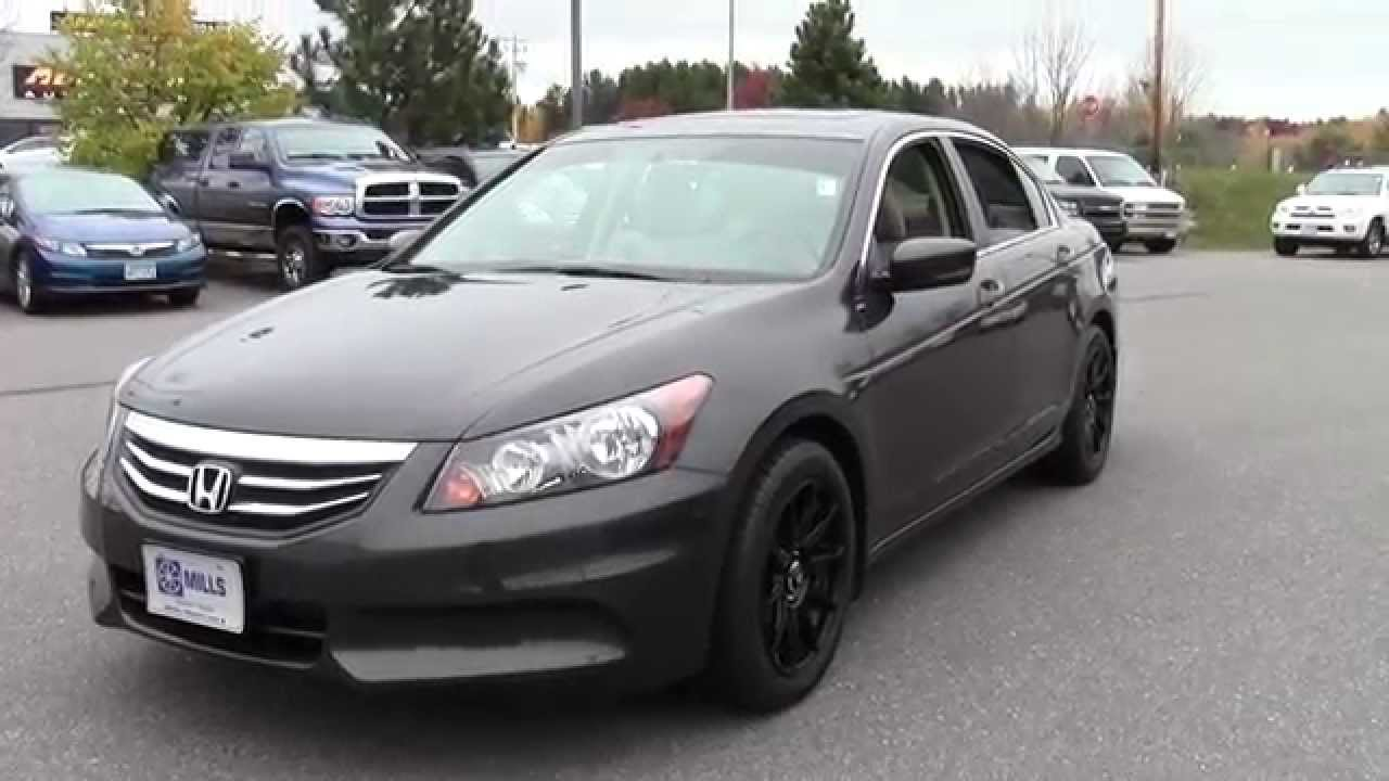 Beautiful 2011 Honda Accord LX P 6U140236