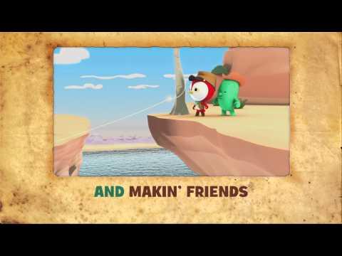 Callie-oke Sing-along: Theme Song - Sheriff Callie's Wild West - Disney Junior
