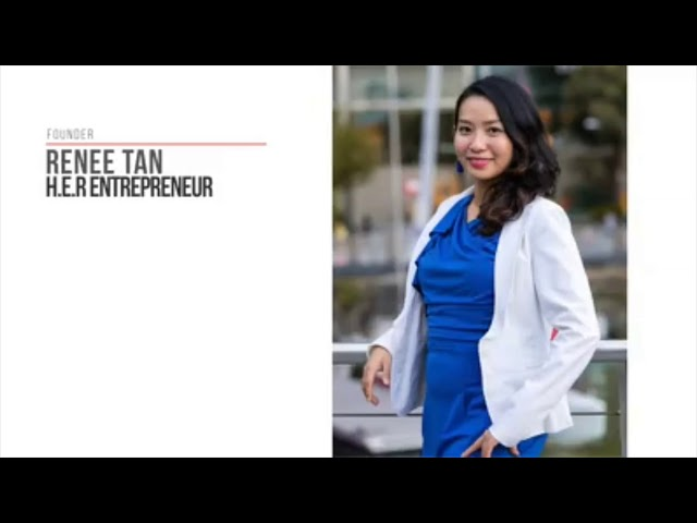 2019's life of a mumpreneur - Renee Tan, Founder, Rendeur, HER Entrepreneur