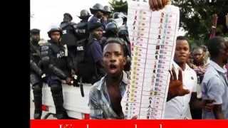 BURKINA-FASO: REACTION DE GABRIEL MOKIA (OPPOSITION CONGOLAISE)