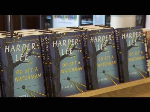 Mixed Reactions to Release of Harper Lee's New Novel