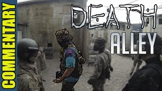 Close Quarters Paintball - Death Alley