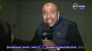 المقصورة - تصريحات خالد قمر و نور السيد لاعبا الاتحاد السكندري بعد التعادل مع سموحة