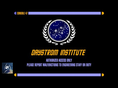 06. Daystrom Research Institute - Kazon