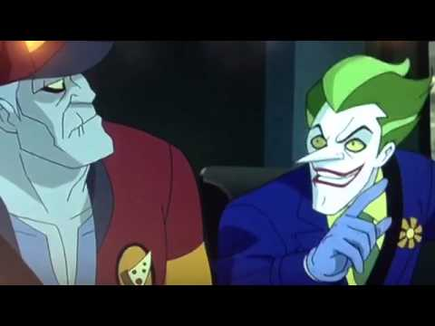 Batman Unlimited Monster Mayhem/Mania - The joker kissed Solomon Grundy (Norwegian)