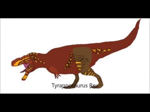 PPBA Tyrannosaurus vs Albertosaurus