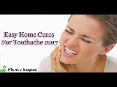 Easy Home Cures For Toothache