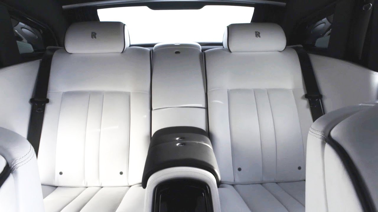 2015 rolls royce phantom interior youtube for Rolls royce ghost interior