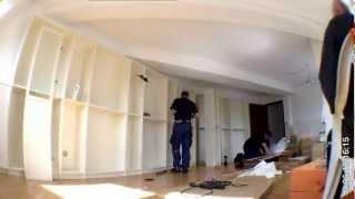 7 Meter Ikea Billy In 3 Min.mp4