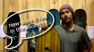 jones snowboards splitboard line 2017