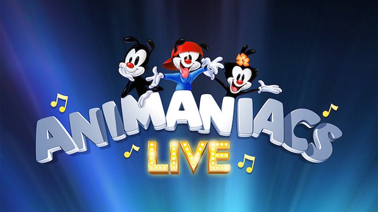 animaniacs live the voice of dot from the popular warner bros