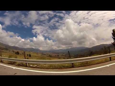 Bogota et le grand départ