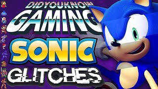 Sonic Glitches 2 - Did You Know Gaming? Feat. Greg thumbnail