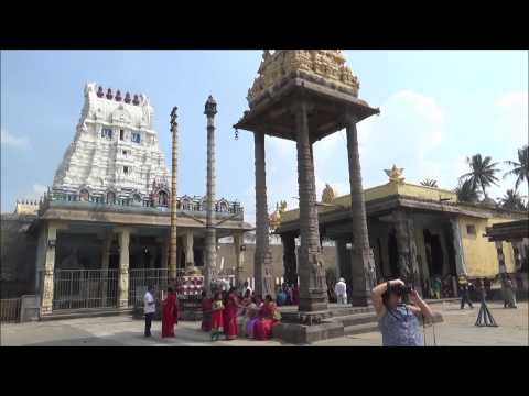 SOUTH INDIA TOUR, TRIP TO KANCHI  ON 26.01.2015