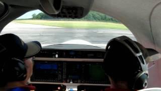 Flying the Lancair Evolution
