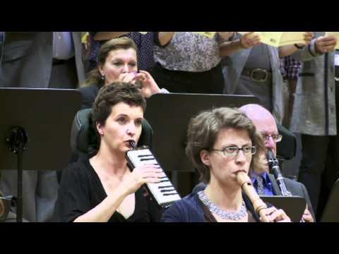 EBU Euroradio Orchestra performs 4'33