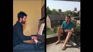 Schubert: Wandrers Nachtlied II (Lockdown Remote Recording) – Kieran Rayner, Baritone