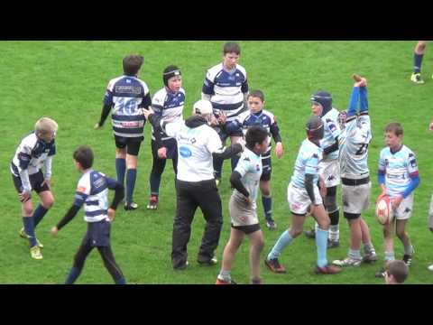 Finale M12 Vannes vs Racing Club de France   TJA2016