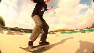 Martyn's birthday skate
