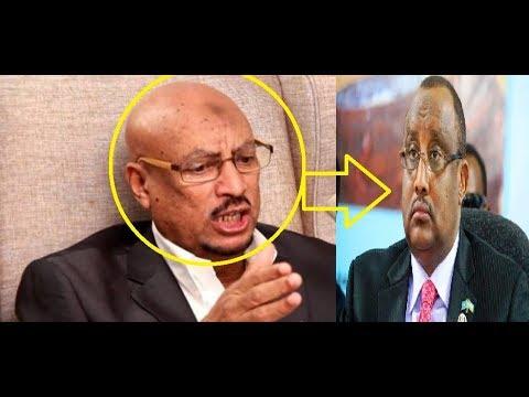 FAYSAL CALI WARAABE OO AFKA FURTEY UNA HANJABEY PUNTLAND IYO SOMALIYA