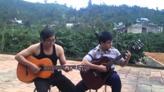 THẦN THOẠI (Song-tấu-guitar)