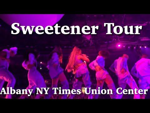 Ariana Grande Sweetener Tour Albany NY
