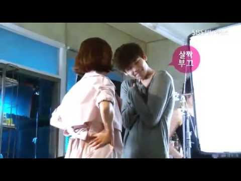 Lee Jong Suk - Jin Se Yeon- Doctor Stranger Making