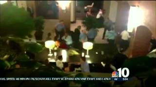 Video 100 People Brawl At Philadelphia Wedding. Bride's Uncle Dies. 2 Idiots Arrested download MP3, 3GP, MP4, WEBM, AVI, FLV November 2017