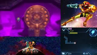 Metroid: Samus Returns - Fusion Mode Any% Speedrun (2:16:32 IGT)