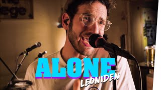 Leoniden - Alone live im Bongo Boulevard