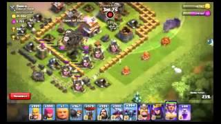 Ataque en clash of clans #1 madre mía que locura! !!!! Xmodgames